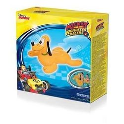 Dmuchany Pluto do pływania 112 x 90 cm - DARMOWA DOSTAWA OD 199 ZŁ!!!