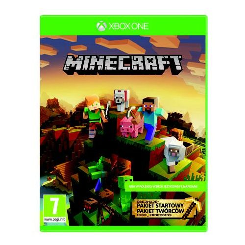 Gry na Xbox One, Minecraft (Xbox One)