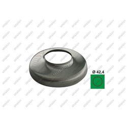 Stal nierdz-Rozeta maskująca AISI304,95/42,4mm