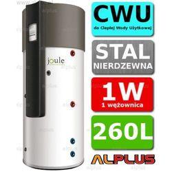 Pompa ciepła do CWU JOULE HeatBank 260l nierdzewka 1 wężownica Wysyłka gratis!