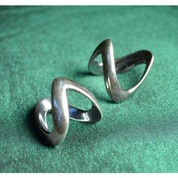 Pierścień celtycki, lateński, plemię Boii, srebro Ag 925 SBR212