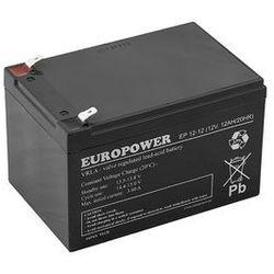 Akumulator AGM Europower EP 12-12 T2 (12V 12Ah) (VdS)