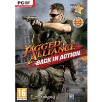 Gry na PC, Jagged Alliance Back in Action (PC)
