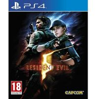 Gry PS4, Resident Evil 5 (PS4)