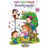 Książki dla dzieci, Literki, cyferki, szlaczki Wesołej Paczki (opr. broszurowa)