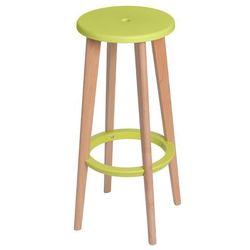 Stołek barowy Lush zielony - D2 Design - Zapytaj o rabat!
