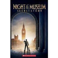 Książki do nauki języka, Night at the museum: secret of... reader a2 + cd (opr. broszurowa)