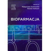 Książki medyczne, Biofarmacja (opr. twarda)