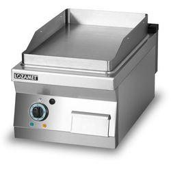 Płyta grillowa elektryczna, gładka, 450x900x280 mm | LOZAMET, L900.GPE450G