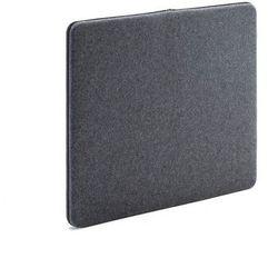 Panel dźwiękochłonny ZIP CALM, 800x650 mm, ciemnoszary