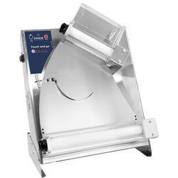 Wałkownica elektryczna do pizzy z dwoma parami wałków, średnica ciasta 140-300 mm | HENDI, Touch and Go 300