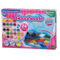 Kreatywne dla dzieci, Epoch Aquabeads Wielki Zestaw 2400 Koralików 31708