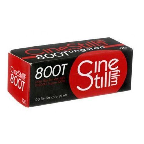 Pozostałe filmy, CineStill Xpro 800 Tungsten C-41 negatyw kolorowy typ 120