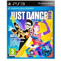 Gry na PlayStation 3, Just Dance 2016 (PS3)