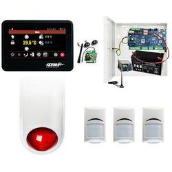 System Alarmowy firmy sklepu Ropam NeoGSM-IP-PS + 3xBosch+ TPR-4B + Sygnalizator