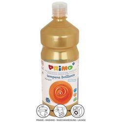 Farba plakatowa PRIMO 1000ml. butelka - złota