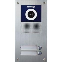 Kamera 2-abonentowa z regulacją optyki i czytnikiem RFID Commax DRC-2UC/RFID