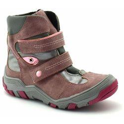 Buty zimowe dla dziewczynki Kornecki 06599 Lila