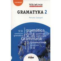 Książki do nauki języka, Testuj swój polski Gramatyka 2 (opr. miękka)