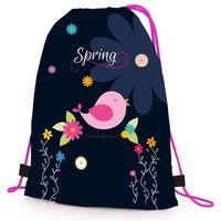 Pozostałe artykuły szkolne, Karton P+P Worek na kapcie Premium Spring - BEZPŁATNY ODBIÓR: WROCŁAW!