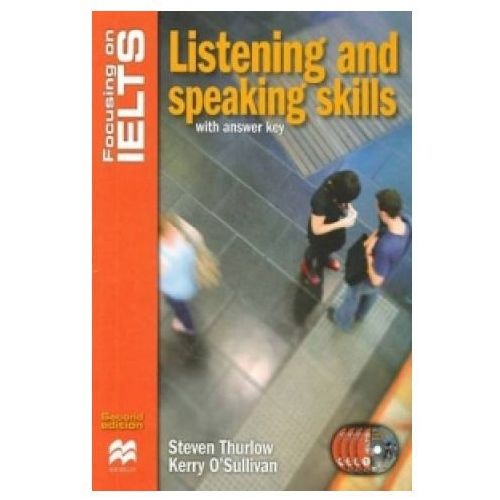 Książki do nauki języka, Focusing on IELTS Listening & Speaking Skills (opr. broszurowa)