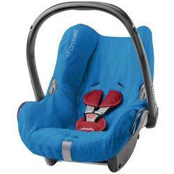 MAXI COSI Pokrowiec letni do fotelika Cabriofix lub Citi SPS Blue - BEZPŁATNY ODBIÓR: WROCŁAW!