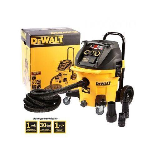Odkurzacze przemysłowe, DeWalt DWV902M