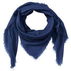 Chusta bawełniana bonprix niebieski dżins