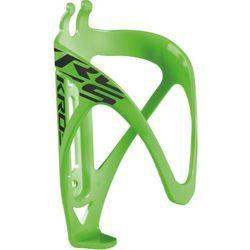 Koszyk bidonu Kross GRID zielono-czarny