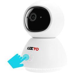 LV-IP25PTZ kamera PTZ KEEYO IP FullHD Wifi Niania Elektroniczna bezprzewodowa z przyciskiem wywołania rozmowy 2MPx IR 10m
