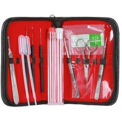 Zestaw narzędzi preparacyjnych DELTA OPTICAL Research DO-4107 + Zamów z DOSTAWĄ W PONIEDZIAŁEK! + DARMOWY TRANSPORT!