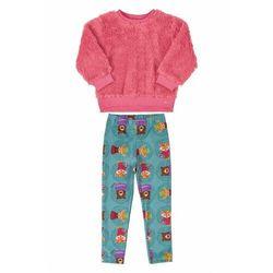 Komplet dziewczęcy bluza spodnie 3P39AG Oferta ważna tylko do 2031-04-12