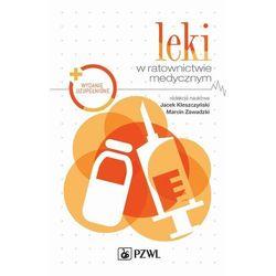 Leki w ratownictwie medycznym - Jacek Kleszczyński - ebook