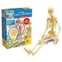 Pozostałe zabawki edukacyjne, Poznaj ciało człowieka Mały Geniusz