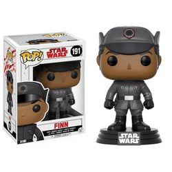 Figurka Funko Finn - Pop! Vinyl: Filmy Gwiezdne Wojny: Ostatni Jedi