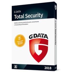 G Data TOTAL PROTECTION 2PC 3 lata ESD