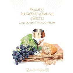 Pamiątka I Komunii Świętej z ks. Janem Twardowskim Praca zbiorowa (opr. twarda)