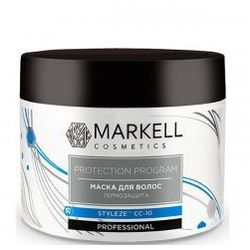 Markell, maska do włosów termoochrona, 290g