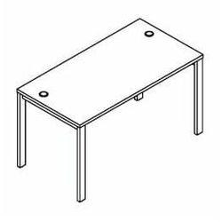 Biurko proste BSA73 wymiary: 137x70x75,8 cm