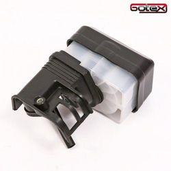 Filtr powietrza olejowy z kolektorem do Honda GX160/GX200 oraz zamieników