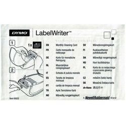 Karta do czyszczenia głowicy drukarki Dymo LW