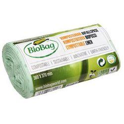 Worki na odpady organiczne biodegradowalne i kompostowalne w 100% idealne do MaxAir II 6L rolka 30 szt- BIOBAG