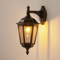 Zewn. lampa ścienna-latarnia FABIO, wisząca