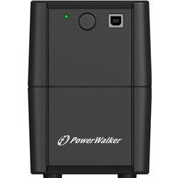 Power Walker UPS Line-Interactive 650VA 2x SCHUKO, RJ11 IN/OUT, USB