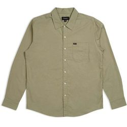 koszula BRIXTON - Charter Oxford L/S Wvn Sage (SAGE) rozmiar: L