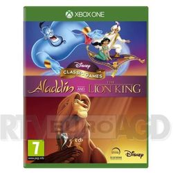 Disney Classic Games Aladdin and The Lion King (Xbox One)