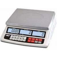 Wagi sklepowe, Waga kalkulacyjna   dokładnosć 2/5g   zakres 6/15kg   320x400x(H)120mm