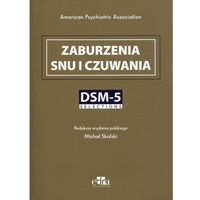 Hobby i poradniki, Zaburzenia rytmu snu i czuwania. DSM-5. Selections (opr. miękka)
