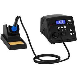 Stamos Soldering Stacja lutownicza - 100 W - cyfrowa - LCD S-LS-63 - 3 LATA GWARANCJI