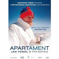 Pozostałe filmy, APARTAMENT. Jan Paweł II prywatnie DVD